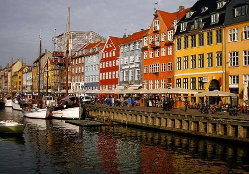 Kamperen in Denemarken