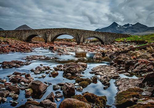 Kamperen in Schotland