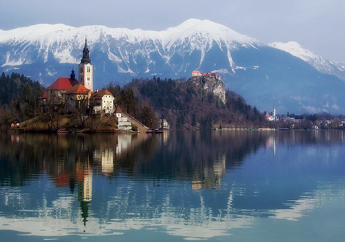 Kamperen in Slovenië