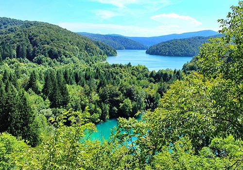 Kamperen in Kroatie